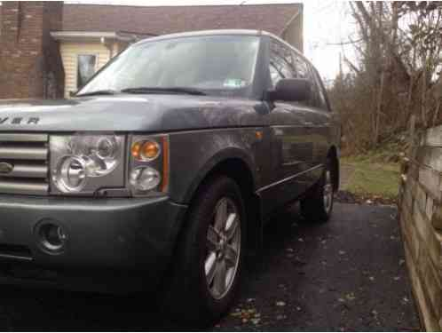 Land Rover Range Rover 2004, L322 with 118k miles, Beautiful