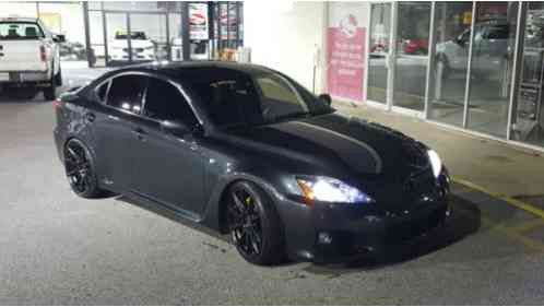 Isf For Sale >> Lexus Is Isf 2008 Very Nice F For Sale Here Has Sikky Headers Borla