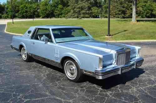 1983 Lincoln Mark Series Mark VI