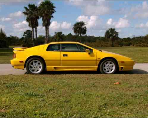0951cfa724a6 Lotus Esprit SE 1991