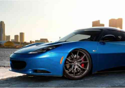Lotus Evora 2010 22 Only 8 600 Miles So It Is Time For Me To Let Go