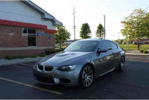 BMW M3 Base 2dr Coupe (2009)