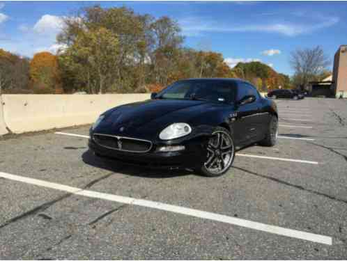 Maserati Coupe GT COUPE 2004, ONLY 35K MILES RE-LISTED DUE ...