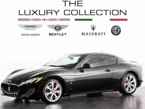maserati gran turismo sport 2013 vital information car. Black Bedroom Furniture Sets. Home Design Ideas