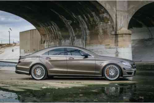 Mercedes-Benz CLS-Class 2012, CLS63 AMG Fully Loaded with