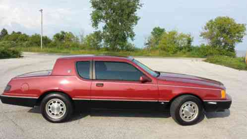 mercury cougar 1985 summary and conditionyou are looking at an 85 xr 7 mercury cougar 1985 summary and