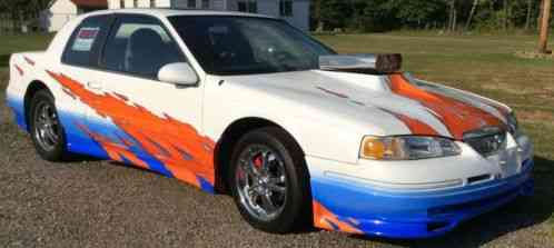 mercury cougar xr7 1996 nicely built 502 cubic inch rd racing cobra jet mercury cougar xr7 1996 nicely built