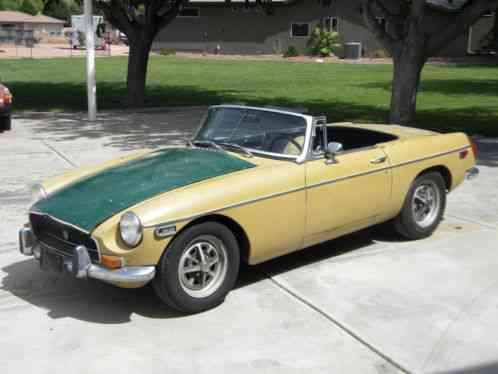 Southwest Kia Austin >> MG MGB Convertible 1972, Very solid, all stock and