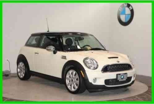 Mini Cooper S S Premium Package Cold Weather Package Dual Pane P 2009