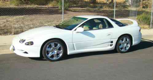 Mitsubishi 3000gt 1997 Vr4 Twin Turbo 3 0 V6 W Fmic Awd Aws 125k
