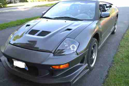 Mitsubishi Eclipse Spyder Gt 2003 I Am Selling A Great Running Car