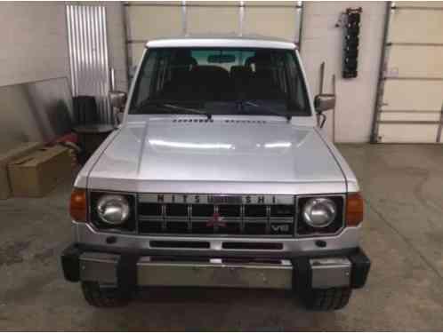 Mitsubishi Montero 1991, Last buyer had a problem securing