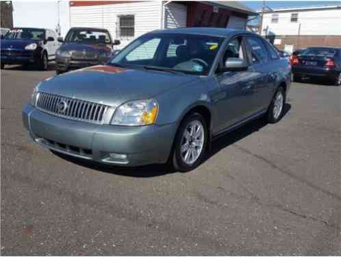 2007 Mercury Montego Sedan 4D