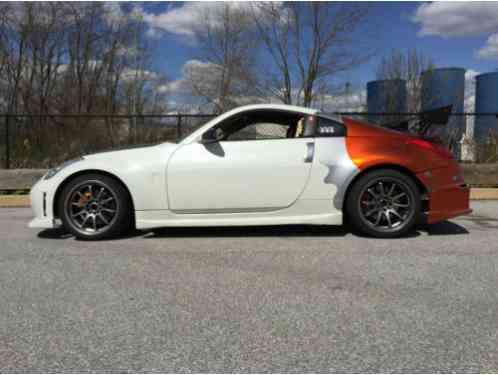 Drift Cars For Sale >> Nissan 350z 2008