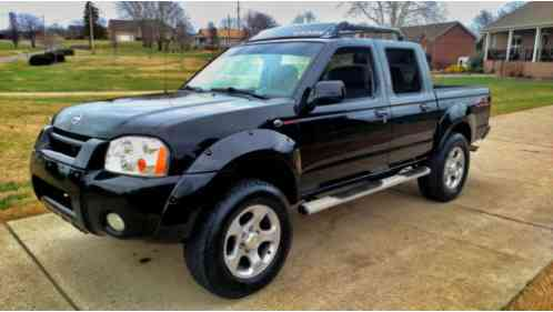Nissan Frontier Supercharged V6 Crew Cab Lift Tint CD Rims ...