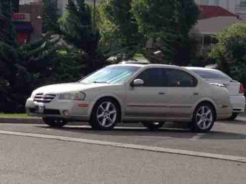 Nissan Maxima Se 6mt 2003 I Have A Hard To Find Last Year Of The 5 5