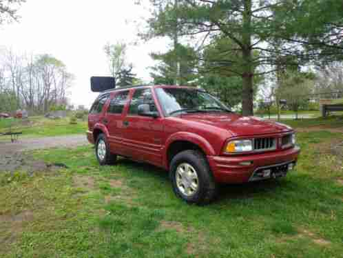 Oldsmobile Bravada 1996 96 Olds Motor Runs Great Trans Just Started To