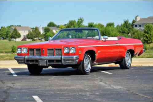 1975 Oldsmobile Eighty-Eight Delta 88 Royal Convertible