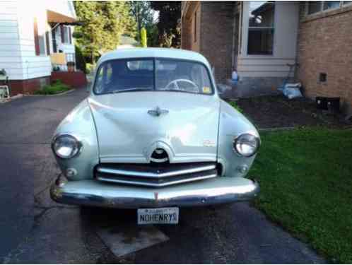 Henry J Allstate A230 1952 Bought New By Sears Employee