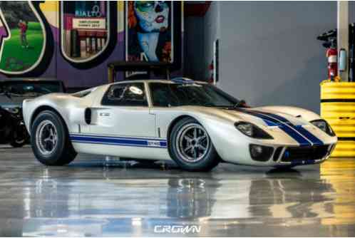 Other Makes GT40, MKI Wide Body, (1965)