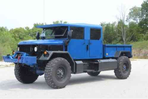 Jeep Corporation M35A2 1978, Driven Rods & Rides 636-375