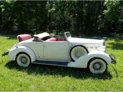 Packard 115 C Convertible 115C Convertible (1937)