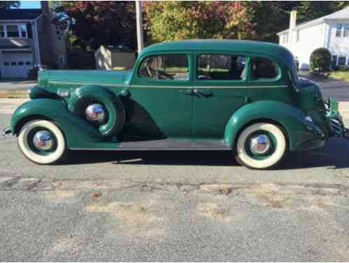 Packard 120 Custom Deluxe 1937 For Sale Is This Fully