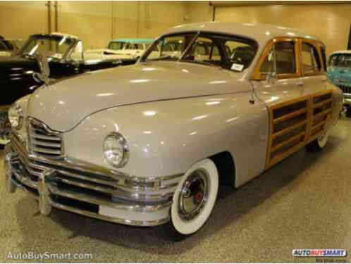 1948 Packard Woody WOODIE