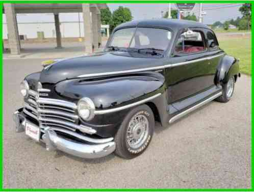 1948 Plymouth 5-Window Deluxe Business Coupe 1948 Plymouth