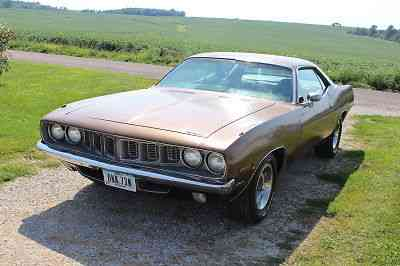 Plymouth Barracuda 1971 For Sale