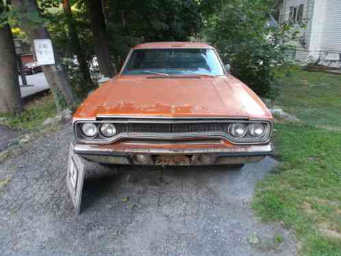 Plymouth Other 1968, 1968 SUBURBAN SPORT WAGON 383 ENGINE ...