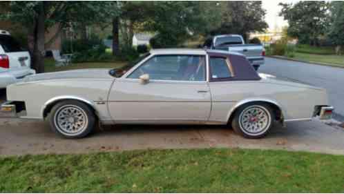 pontiac grand prix lj 1980 i purchased this vehicle in december in pontiac grand prix lj 1980 i purchased