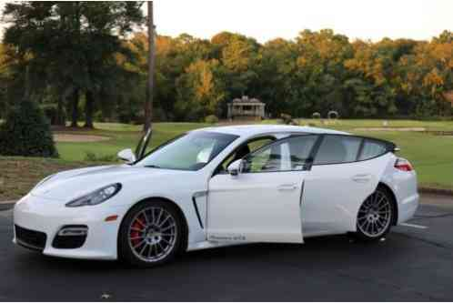 4 Door Porsche >> Porsche Panamera Gts Hatchback 4 Door 2013
