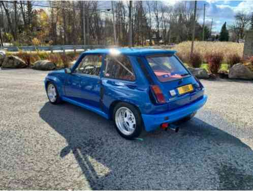Renault: R5 ALPINE TURBO