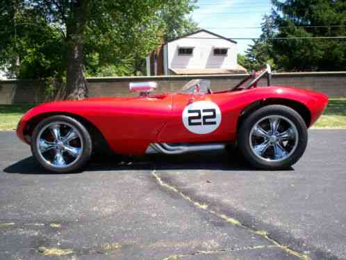 Replica Kit Makes Cheetah Roadster 1965 Btm Chevrolet