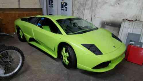 Replica Kit Makes Lamborghini Murcielago 2010 I Have For Sale A Nice