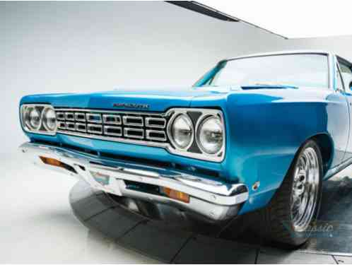 Plymouth Road Runner Numbers (1968)
