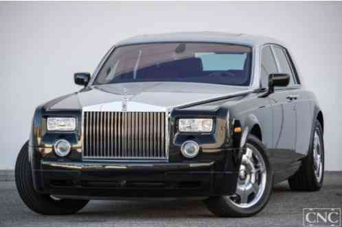 Rolls-Royce Phantom Sedan (2007)
