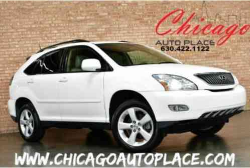 Lexus RX 1 OWNER AWD NAVI BACKUP (2005)