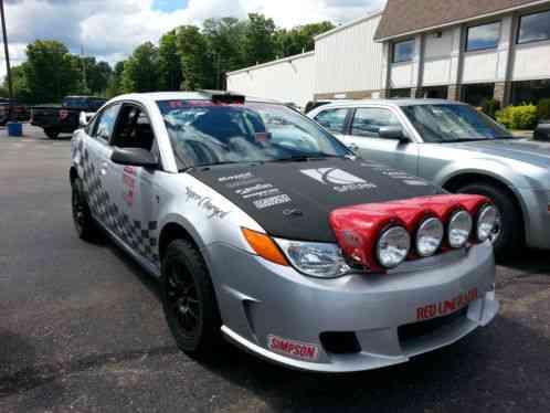 Saturn Ion 2004 Redline Rally Ready Sema Car Gm