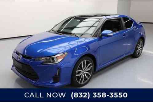 Scion tC 2dr Coupe 6A (2016)