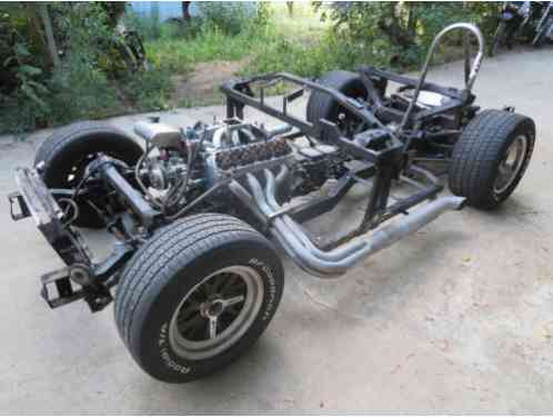 Shelby Cobra Superformance 1967 Rolling Chassis Project