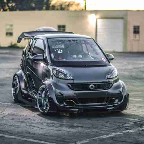 Smart Fortwo 2013 Brabus Selling My Beloved Show Car Custom