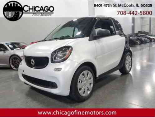 Smart Fortwo passion coupe (2016)