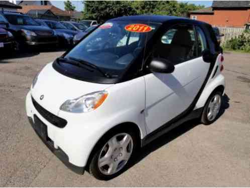 Smart: Fortwo Pure