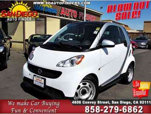 Smart fortwo Pure (2014)