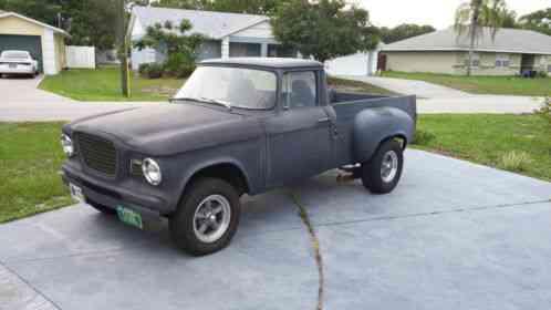 Studebaker Champ 1961 Pickup Built 289 Cam Bored Ported