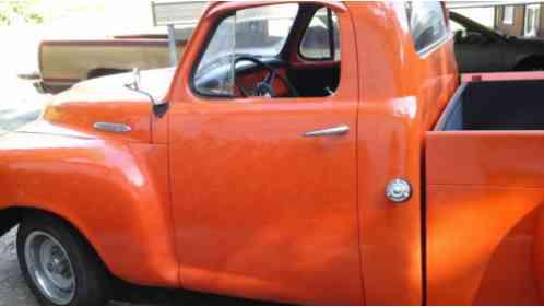 Infiniti Of Orange Park >> Studebaker Pickup 1955, Classic Truck, sunfire orange, It ...