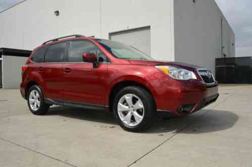 subaru forester 2014 2 5i limited with a power lift gate bluetooth. Black Bedroom Furniture Sets. Home Design Ideas