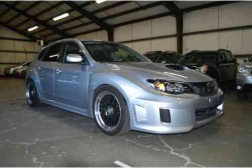 Subaru Impreza 2012 Wrx Wagon With 41 813 Miles Tastefully Modified